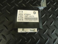 Mazda 2007 6 2.0D TS 5DR Auto Lumière Module de contrôle GR3D67890A