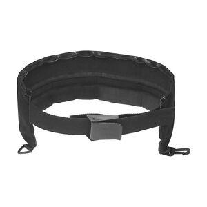 Cordura 8 Pocket 40lb Scuba Diving Dive Weight Belt Equipment - Black - WB2108