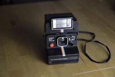 Polaroid Land Camera Instant 1000 DeLuxe + Flash Polatronic 1