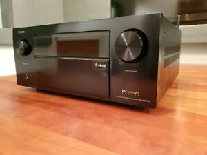 Denon AVR-X8500H 13.2 Channel 4K Ultra HD AV Receiver - Black