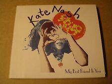 DIGIPACK CD / KATE NASH - MY BEST FRIEND IS YOU