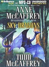 Anne & Todd McCAFFREY / SKY DRAGONS (Dragonriders of Pern)    [ Audiobook ]