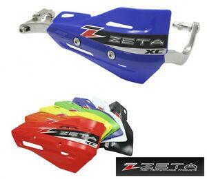ZETA ARMOR-GUARD HANDGUARDS BRACES WRAPROUNDS CHEAP MOTOCROSS MX ENDURO ATV QUAD