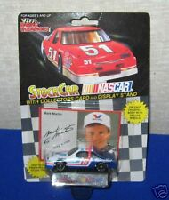 Mark Martin Racing Champions Die Cast, Stand and Card