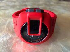 Diesel DZ7286 Red Silicone 52mm Case Mens Sport Watch