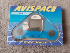 Jeu Électronique Avispace O.V.N.I Challenger Vintage Bleu no Game & Watch A-20
