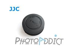 JJC L-R9 Bouchon de boitier + Bouchon arrière d'objectif pour Sony E