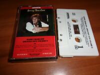 Greatest Hits Volume II (2) By Barry Manilow (Cassette 1983 Arista)