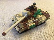 8c422745891ba Lego WW2 Panther Heavy German Tank Ausf. G World War 2 WWII Camouflage 7620  7622