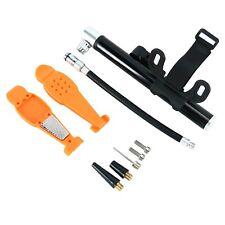 Mini Bike Pump Fits Presta & Schrader 130PSI,Bicycle Tire Pump Accessory