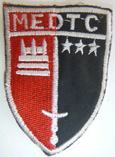 MEDTC PATCH - CIA Cambodia - US Special Forces - Black Ops - Vietnam War - 1992