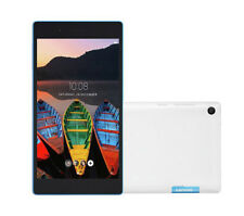 "Lenovo Tab3 7 Tablet 7"" White 16GB 1GB 1GHz MediaTek Quad Core Android 6.0"