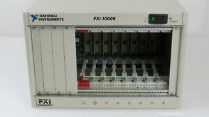 National Instruments NI PXI-1000B 8 Slot PXi Mainframe