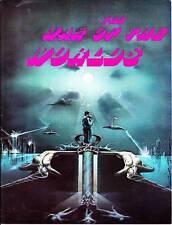 SPFX #1 - 1977 fanzine THE WAR OF THE WORLDS George Pal, Byron Haskin HIGH GRADE