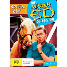 The Mister Ed Collection NEW DVD (Region 4 Australia)