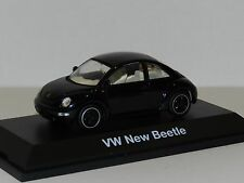 Schuco 1/43 VW New Beetle 1997 Black L/E MiB