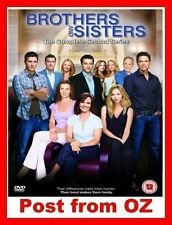 Brothers and Sisters: Complete Season 2 - New R4 DVD- TV Series Two - 5 Disc Set