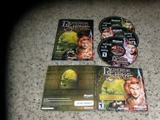 Dungeon Siege Legends of Aranna (PC, 2004) Game with manual