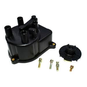 For Honda Civic 92-00 Distributor Cap W/ Rotor Kit 2pcs 30102P54006,30103P08003