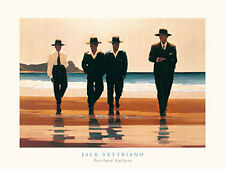 Jack Vettriano The Billy Boys Poster Kunstdruck Bild 40x50cm