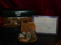 LILLIPUT LANE Fresh Today Model House Symbol Membership 1999/2000 Boxed + deeds
