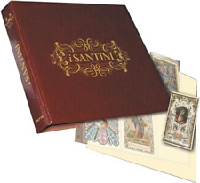 Masterphil Raccoglitore Album I SANTINI per Immagine Sacre Master Phil Santi