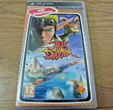 Sony PSP Jak and Daxter: The Lost Frontier (French Packaging) UK Voice & Text