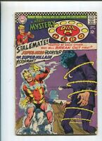 House Of Mystery DC #168 Dial H For Hero Very Good or better CBX2C
