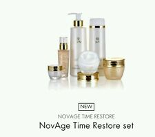 The NovAge Time Restore Skin Care Set, New *Sale* RRP £200.00