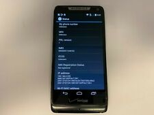 Motorola Droid RAZR M- XT907 - 8GB - Black (Unlocked Vz) Smartphone