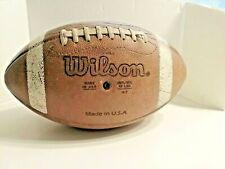 Vintage Wilson Tds Football