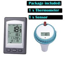 Wireless Remote Digital Floating Thermometer Sensor Swimming Pool Temperature