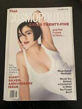 Madonna Vintage Cosmopolitan Magazine May 1990 Original Good Condition