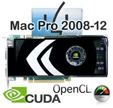 NVIDIA GeForce 8800 GT 512MB OpenCL/CUDA/FCPX Video Card  Apple Mac Pro 2008-12
