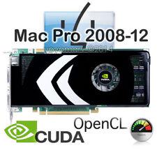 NVIDIA GeForce 8800 GT 512MB OpenCL/CUDA/FCPX Video Card  Apple Mac Pro 2008-12
