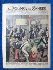 La Domenica del Corriere 5 maggio 1946 Roma - Salerno - Campionato calcio