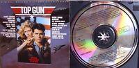 Top Gun- Kult-Soundtrack- CBS Made in Austria Frühauflage- lesen