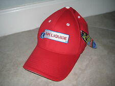 NEW AIR LIQUID Company Logo Uniform Work GCSMR Red OIL GAS Dad Hat Cap Large XL