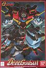 Gundam 1/144 #10 HG G Gundam Devil Gundam Mobile Model Kit Bandai RARE