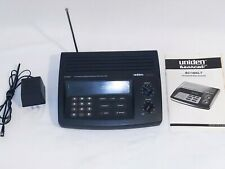 Uniden Bearcat BC148XLT 16 Channel Base Scanner Radio And Weather Alert