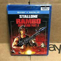 Rambo: First Blood Part II [New Blu-ray]