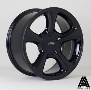 """17"""" Autostar Legend 01 Alloy Wheels 4x108 Black fits Ford Fiesta inc ST"""