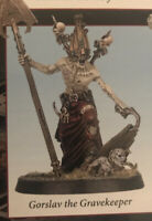 Warhammer Cursed City Gorslav the Gravekeeper Quest Sigmar Zombies Soulblight
