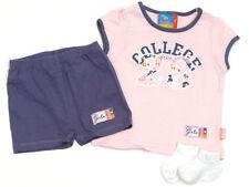 Topolino Baby-Kleidungs-Sets & -Kombinationen für Mädchen aus 100% Baumwolle