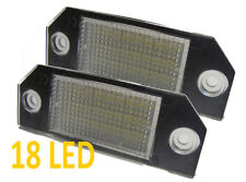 18 Smd LED Rear Number / Licence Plate Units Ford Focus Mk2 04-08 C-Max 03+
