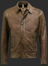 MATCHLESS Captain America Leather Jacket, XL