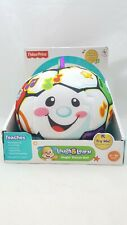 Fisher Price - Laugh & Learn - Singing Soccer Ball Laugh N Learn Toy
