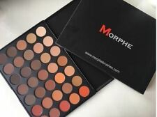 Brand New GENUINE MORPHE BRUSHES 35O 350 EYESHADOW PALETTE SHADOW NATURE GLOW US
