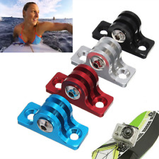 Aluminum Alloy Tripod Adapter Mount Base for GoPro Hero 6 5 4 3 Action Camera