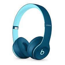 Beats Solo3 Wireless Headphones Pop Blue-Used